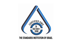 Standards Institution of Israel Certified - QMS